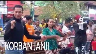 Download Lagu KORBAN JANJI Versi Angklung Carehal Malioboro Jogja mp3