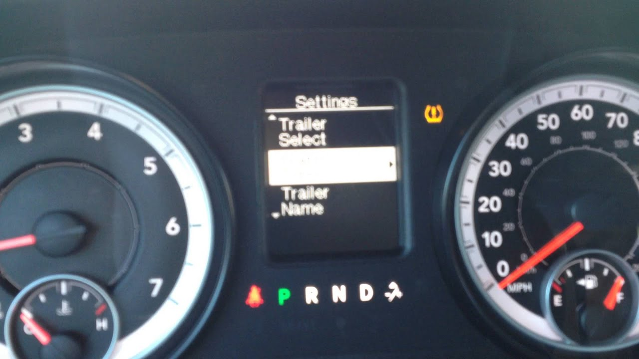 What Does Tpms Mean >> 2012 dodge ram warning lights | Decoratingspecial.com