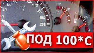 видео Почему быстро греется двигатель на ВАЗ-2114 8 клапанов инжектор