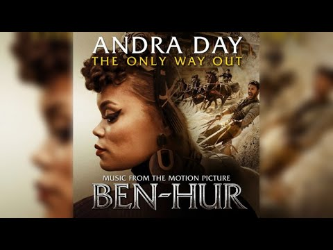 Andra Day - The Only Way Out [Audio]