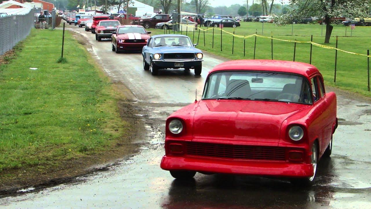 Coldwater Swap Meet Car Show