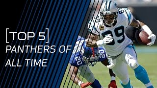 Top 5 Panthers of All Time | NFL