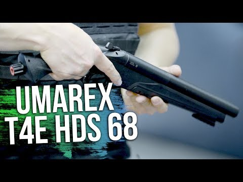 #IWASHOW - IWA 2019 - Umarex   T4E HDS 68 - HOME DEFENSE - Lowreadymedia