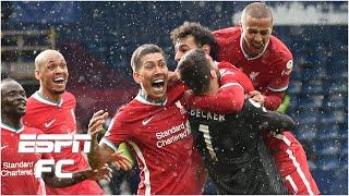 West Brom vs. Liverpool FULL reaction: Steve Nicol's reaction to Alisson's goal! | ESPN FC