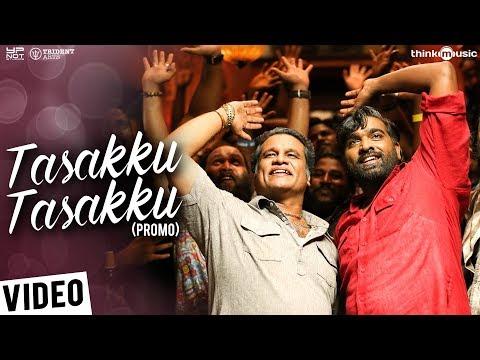 Vikram Vedha Songs | Tasakku Tasakku Video Song Promo | R.Madhavan, Vijay Sethupathi | Sam C S