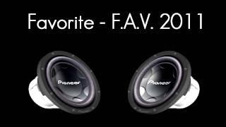 Favorite - FAV 2011 [Full HD]