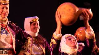 """Turkisch Folkloristic Dance And Theater Group Ozan Performs """"Roots"""""""
