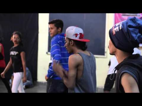 Dance workshop by   Jerry Nair  
