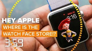 Are you getting bored with your Apple Watch face? (The 3:59, Ep. 406)