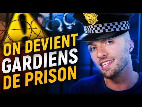 ON DEVIENT GARDIENS DE PRISON ! (ft. Gotaga, Micka, Doigby, Maxenss)