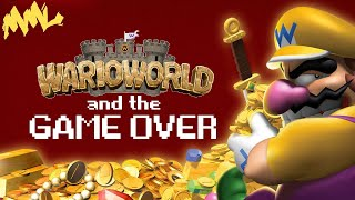 Wario World and the Game Over