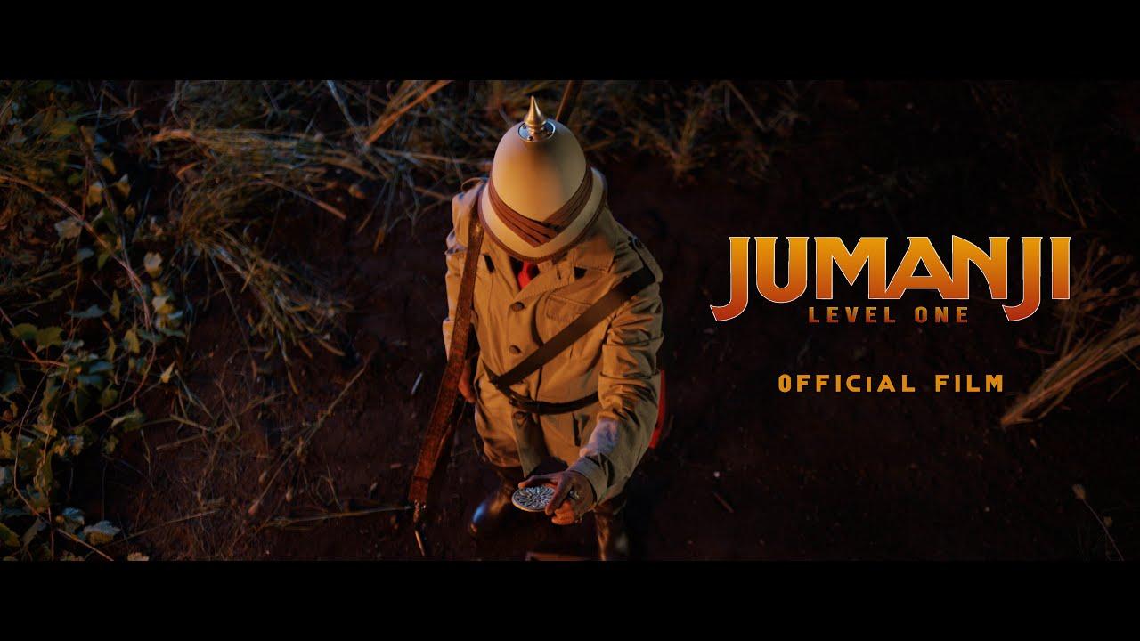 Download JUMANJI: LEVEL ONE - Official Film (2021)
