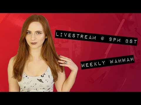 Lorde, alt-J and Katy Perry | New Music Chat | LIVESTREAM | weekly wahwah