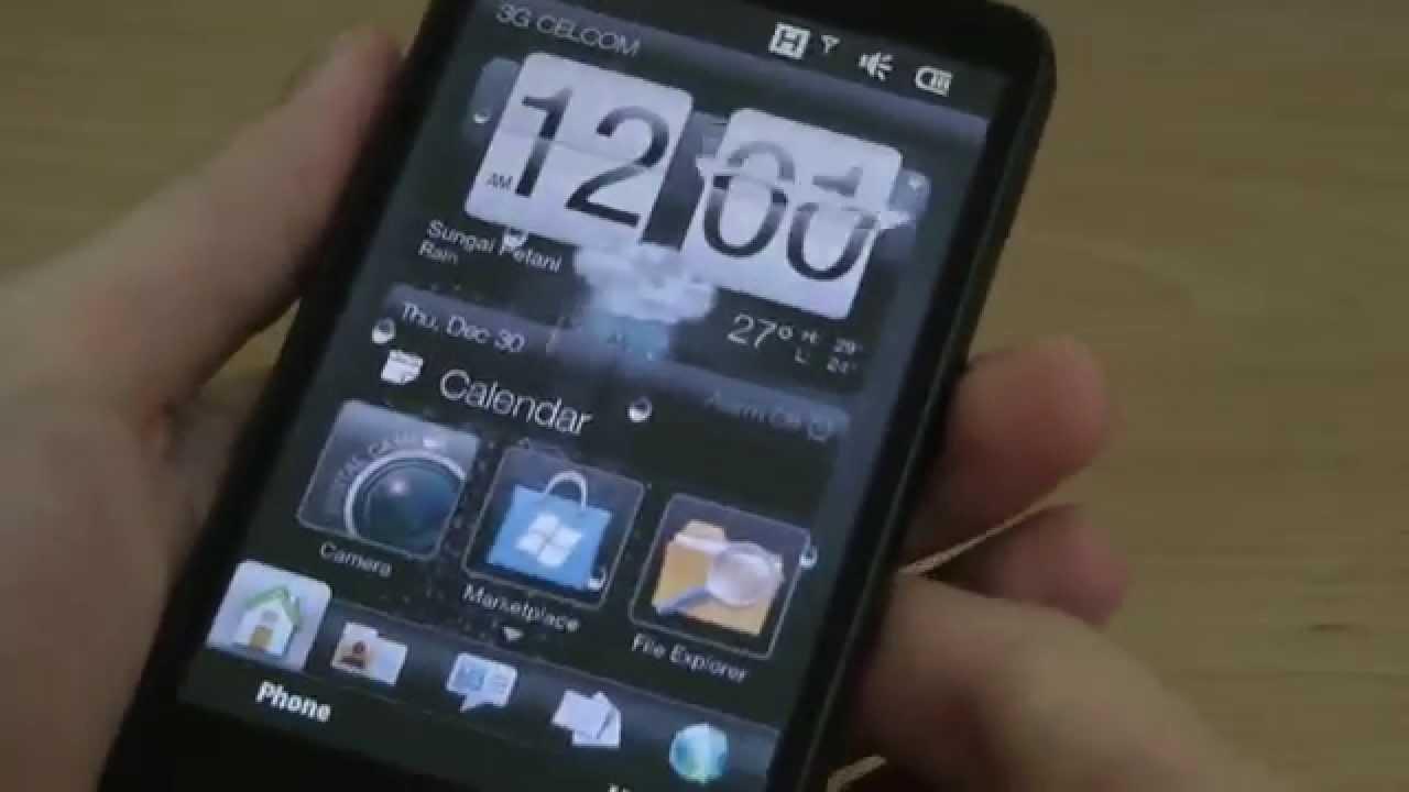 htc hd2 rom upgrade guide through sd card youtube rh youtube com HTC Phones 2014 HTC G2