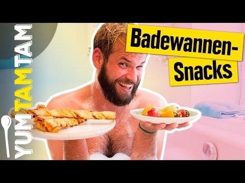 die-perfekten-snacks-für-die-badewanne!-//-pizzasticks-&-gefüllte-mini-paprika-//-#yumtamtam