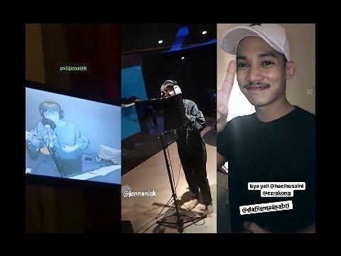 Janna Nick Dah Start Masuk Studio. Ost Coffee Prince ☕👑😆