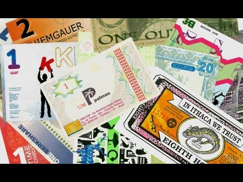 """LOCAL COMPLEMENTARY """"ORGANIC"""" CURRENCIES"""