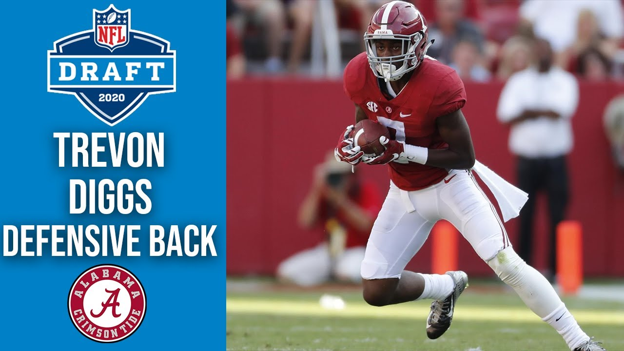 Trevon Diggs | Defensive Back | Alabama | 2020 NFL Draft Profile