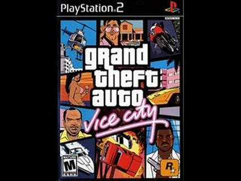 Grand Theft Auto Vice City Theme Song