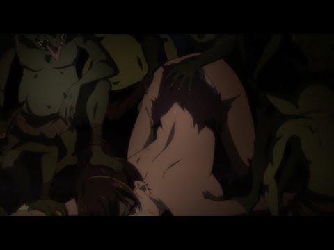 Scene anime rape 15 Best