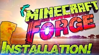 ✰ Minecraft 1.9, 1.8 & 1.7.10 Forge Modloader (FML) Installation! ✰ Windows + Mac | German Deutsch