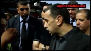 فضيحة كرة القدم في الجزائر... PAPA HADDAD ACHRILNA EL MATCH
