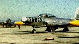 59th FIS F-94 Starfire 1950s Goose Bay Labrador, Thule AB Greenland