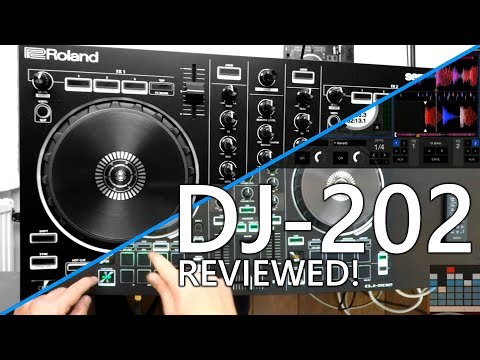 Roland DJ-202 Serato DJ Controller Reviewed: How Good Is It?