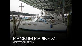 [UNAVAILABLE] Used 1970 Magnum Marine 35 Maltese in Galveston, Texas