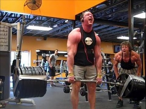 765lbs x 9 Deadlift and a Lesson in Intensity!