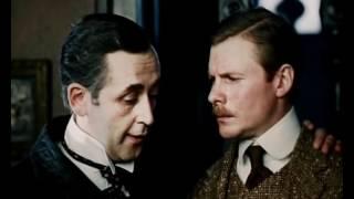 Шерлок Холмс (Василий Ливанов) - стиляга с Бейкер-Стрит