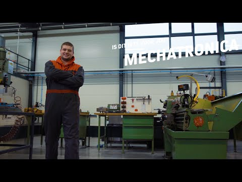 Opleidingsfilm Mechatronica