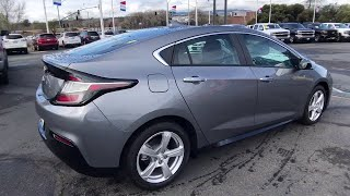 2018 CHEVROLET VOLT Redding, Eureka, Red Bluff, Chico, Sacramento, CA JU128537