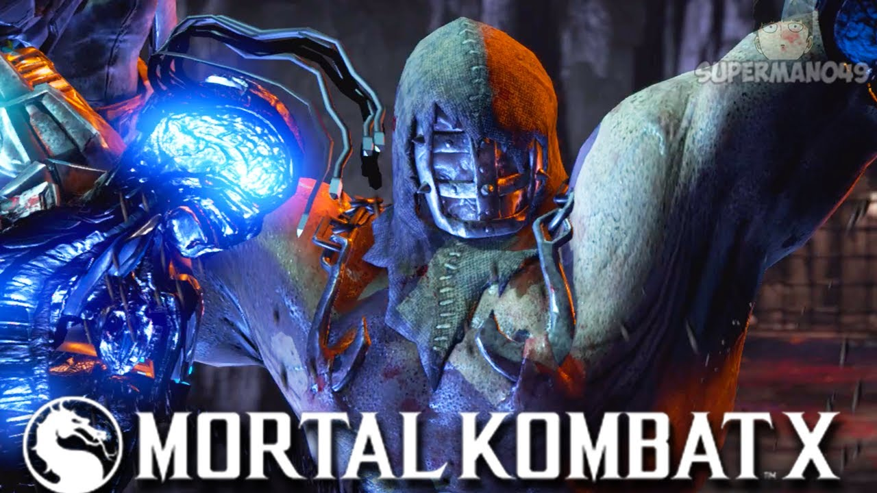 "Surprise BRUTALITY With Ferra/Torr! - Mortal Kombat X: ""Ferra/Torr"" Gameplay"