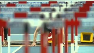 60м/б Финал Мужчины - ЧМ в помещении Стамбул 2012
