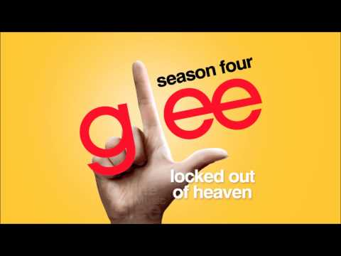 Locked Out Of Heaven - Glee [HD Full Studio]