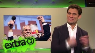 Christian Ehring: Nach der Bundespräsidentenwahl in Österreich
