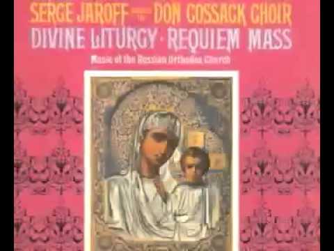 Divine Liturgy by S.Jaroff