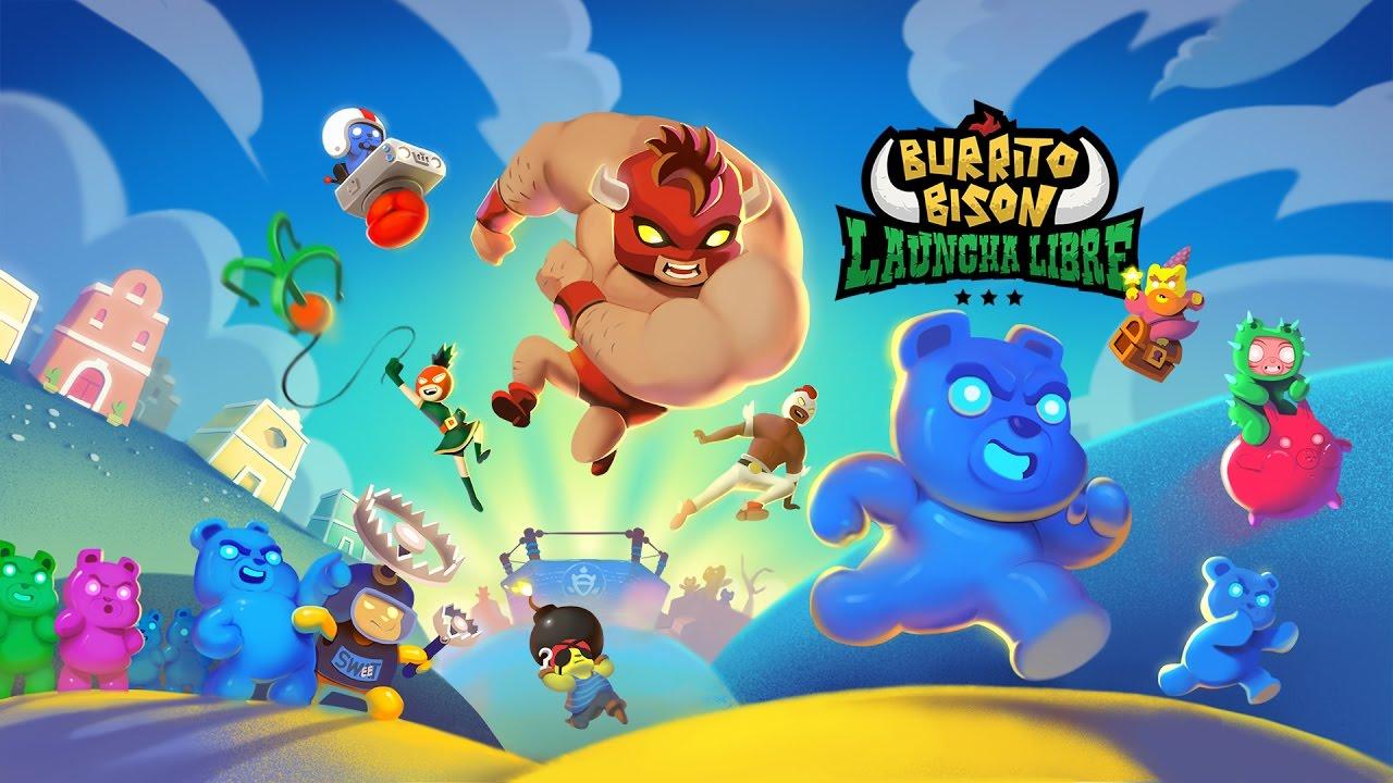 Resultado de imagen para Burrito Bison
