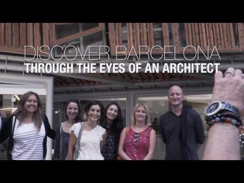 Discover Barcelona architecture Walks