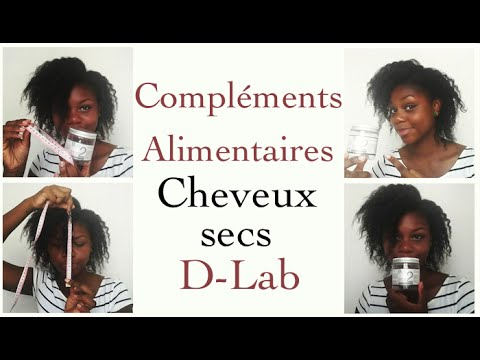 cheveux secs et cassants revue produits compl ments alimentaires d lab ebeni diary youtube. Black Bedroom Furniture Sets. Home Design Ideas