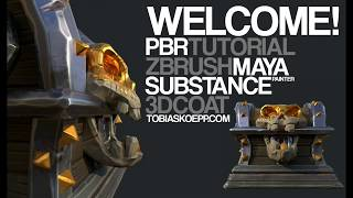 PBR Tutorial - Stylized Treasure Chest