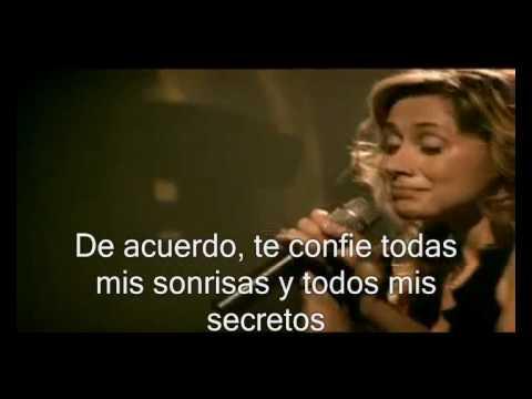 Lara Fabian Je Taime Español