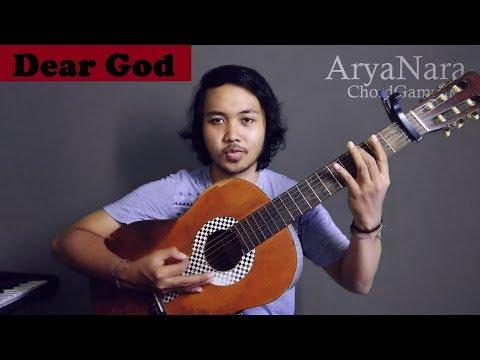 Chord Gampang (Dear God - Avenged Sevenfold) By Arya Nara (Tutorial Gitar)