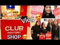 CLUB FACTORY First SHOP in Delhi 😍 | Shopping Haul 🤩 |