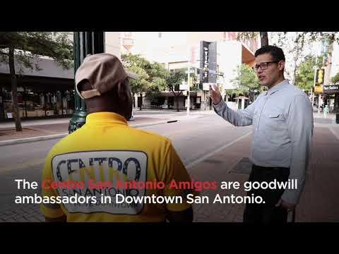 """""""VIA Moves Me"""" - Vitality to Downtown San Antonio"""