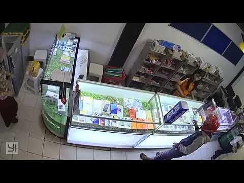 Pencurian HP di kendari mandonga