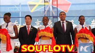China to Take over Jamaica 100%