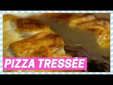pizza-tressée-jambon,-champignons- -le-tuto- -max-&-fanny