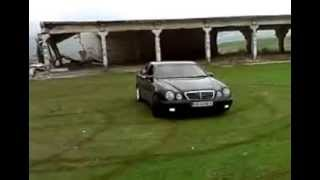 mercedes benz e220 cdi drift off road